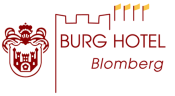 Logo Burghotel Blomberg, Locations Hannover