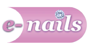 Logo von e-nails, Beauty & Brautstyling Hannover