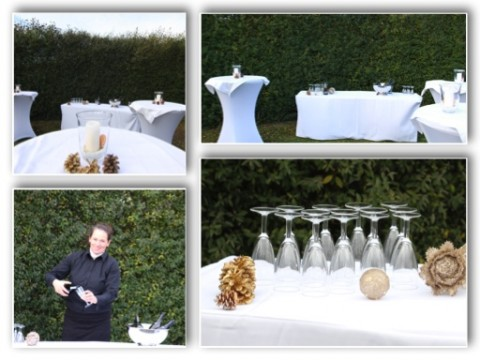 Kontaktbild SommerEvents - Sektempfang, Catering · Partyservice Hannover