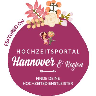 Featured auf Hochzeit & Heiraten in Hannover, Niedersachsen